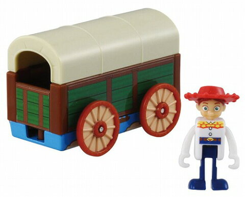 トミカ ドリームトミカ ライドオン トイ・ストーリー TS-05 ジェシー & アンディのおもちゃ箱