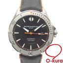 【中古】 ボーム&メルシエ 腕時計 クリフトン クラブ メンズ オートマ SS 革ベルト MOA10338 自動巻き 機械式
