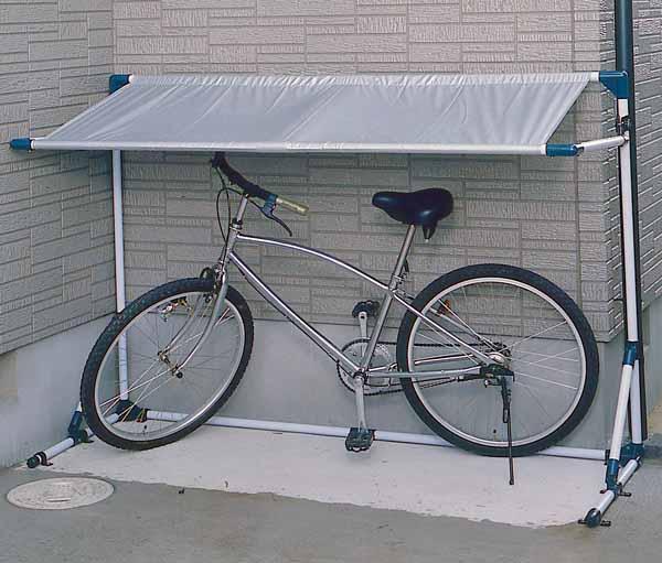 自転車の 自転車 保管 カバー : け/自転車置き場/自転車カバー ...