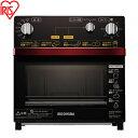 【送料無料】ノンフライ熱風オーブン FVH-D3A-R アイリスオーヤマ【0530ap_ho】