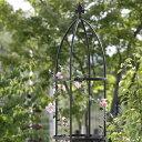 G-Story オベリスクスリム GSTR-RC15 ブラック【D】【バラやクレマチスなどのつる性植物に!ガーデニング 庭園 ローズガーデン 玄関 アプローチに!】【RCP】【0530pe_fl】