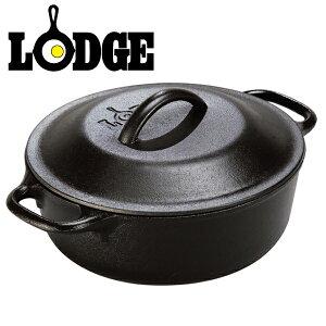 【送料無料】LODGE(ロッジ)ダッチオーブンサービングポットL2SP301033507000002【TC】【ロッジロジックダッチオーブンダッチオーヴン揚げ物キャンプレジャーBBQバーベキュー調理アウトドア】