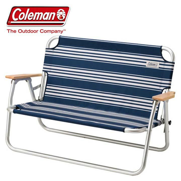 リラックスフォールディングベンチ2000031287送料無料アウトドアベンチ椅子折りたたみイスアルミ
