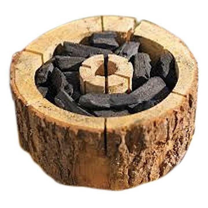 エコグリルSサイズ木炭チャコールアウトドア炭BBQバーベキュー燃料キャンプ天然木木炭炭木炭燃料チャコ