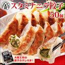 (餃子/ぎょうざ) スタミナにら餃子 50個 【ぎょうざ】【餃子鍋】【大阪王将】