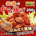 【大阪王将】若鶏のから揚げ にんにく醤油 (鶏 とり