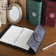 moquip ガルーシャの宝石システム手帳カバー モキップ エイ革 大人 上質 バイブルサイズ 6穴 本革 ダイアリー スケジュール 送料無料 10P28Sep16