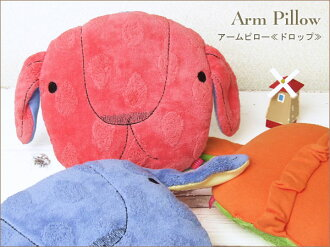 Pillow arm [drop] / イッソエッコ / Imabari towel o-sho