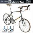 ボネ ノワール 小径車 ALIZE R【20inch】【ドロップハンドル】【外装変速】【街乗り】【自転車】【BONNET NOIR】