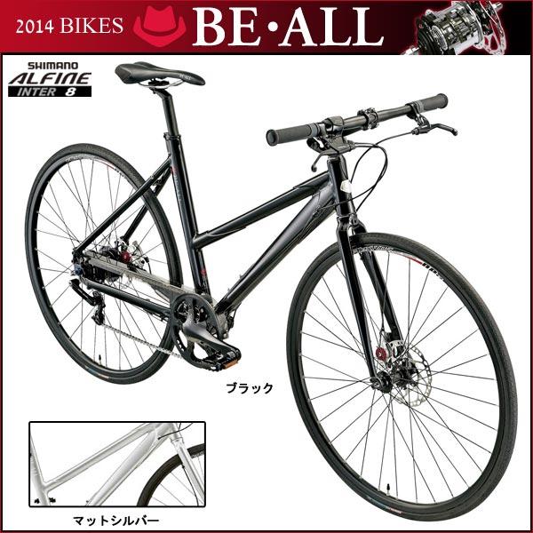 ビーオール クロスバイク BR-1【700C】【内装変速】【街乗り】【自転車】【BE・ALL】【運動/健康/美容】 BE-ALL クロスバイク 気軽に乗れる高性能を手にしたシティモデル【ビオール】