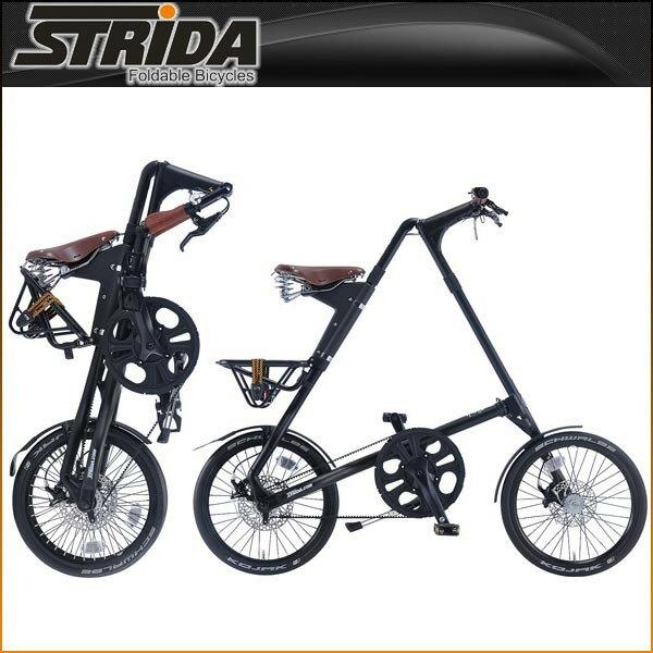 ストライダ 折りたたみ自転車 SX (MATT BLACK)【小径車】【STRIDA 】【運動/健康/美容】 STRIDA 折りたたみ自転車 クラシックな18インチモデル買い占め