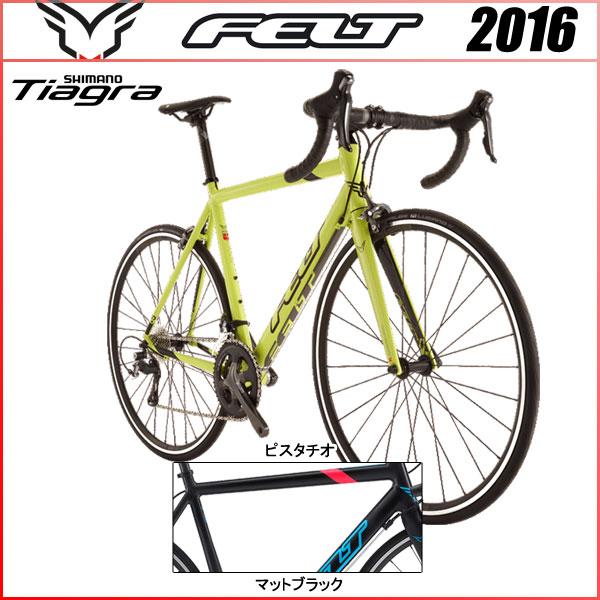 フェルト 2016 F85【ロードバイク/ROAD】【TIAGRA(ティアグラ)】【FELT】【2016年モデル】【運動/健康/美容】 F85 FELT 2016年モデル 【組立調整してお届け】