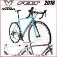 FELT(フェルト) 2016 F95【ロードバイク/ROAD】【アルミ】【SORA(ソラ)】【2016年モデル】【※ペダルは付属しません】