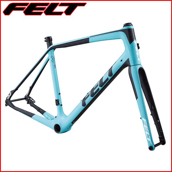 FELT(フェルト) 2017年モデル Frame kit VR1【フレームキット】【ロードフレーム】【運動/健康/美容】 ロードバイクの次なる時代を切り開くマルチロード