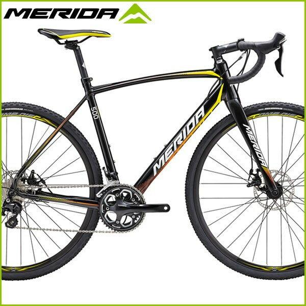MERIDA(メリダ) 2017年モデル シクロ クロス 500 / CYCLO CROSS 500【シクロクロス/CX】【運動/健康/美容】 MERIDA(メリダ) 2017年モデル CYCLO CROSS 500