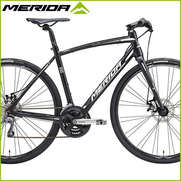 MERIDA(メリダ) 2017年モデル グラン スピード 100-MD / GRAN SPEED 100-MD【クロスバイク/フラットバーロード】【運動/健康/美容】 MERIDA(メリダ) 2017年モデル GRAN SPEED 100-MD?浅い