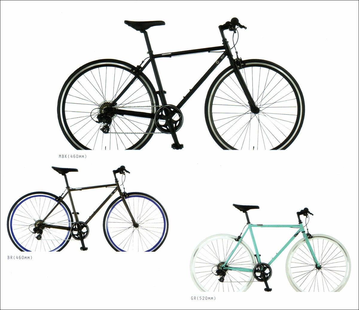 OSSO(オッソ) R310-CR【クロスバイク】【運動/健康/美容】 OSSO(オッソ) R310-CR【クロスバイク】