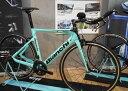 ビアンキ 2018 トライアスロンバイク アリア トライアスロン105 57サイズ