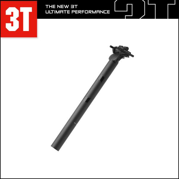 3T STYLUS 0 TEAM STEALTH(シートポスト)(自転車用)(スリーティー) 【シートポスト】