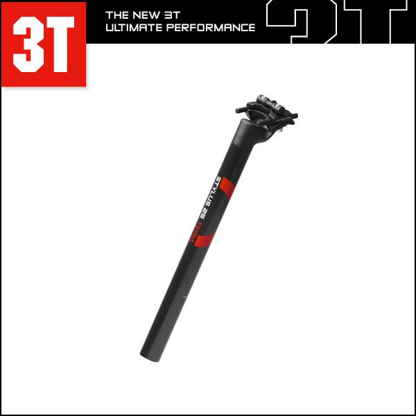 3T STYLUS 25 TEAM(シートポスト)(自転車用)(スリーティー) 【シートポスト】