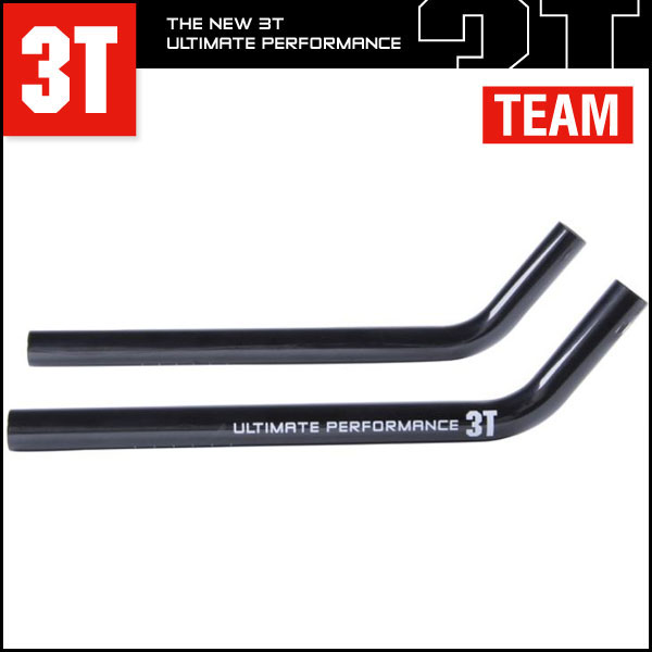 3T(スリーティー) エクステンションバー ショート スキーベント チーム SHORT SKI-BEND TEAM【自転車用】 SHORT SKI-BEND TEAM エクステンションバー 3T(スリーティー)