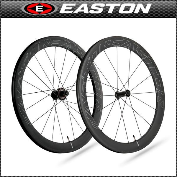 EASTON(イーストン) EC90 AERO 55 チューブレスクリンチャーホイール リア【700C】【ロード用】【カーボン】【ホイール】【自転車用】 【ロード用ホイール】【リア】【700C】