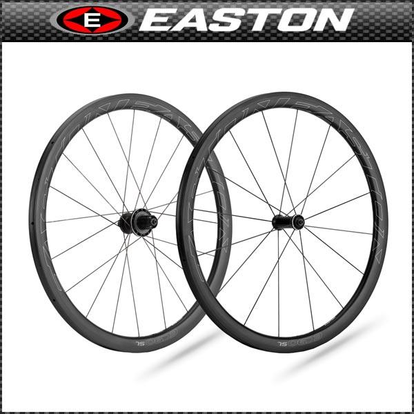 EASTON(イーストン) EC90 SL チューブラーホイール リア【700C】【ロード用】【カーボン】【ホイール】【自転車用】 【ロード用ホイール】【リア】【700C】騒がしい