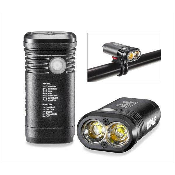 ルパン LED ヘッドライト NEW Piko TL MiniMax【ルパン 充電式 高輝度LED ライト】【LUPINE】 LED ヘッドライト NEW Piko TL MiniMax ルパン(LUPINE)割引