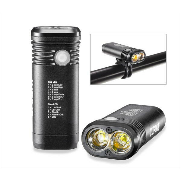 ルパン LED ヘッドライト NEW Piko TL Max【ルパン 充電式 高輝度LED ライト】【LUPINE】 LED ヘッドライト NEW Piko TL Max ルパン(LUPINE)