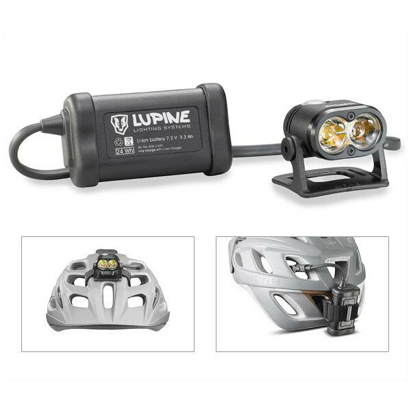 ルパン LED ヘッドライト Piko 4【ルパン 充電式 高輝度LED ライト】【LUPINE】 LED ヘッドライト Piko 4 ルパン(LUPINE)