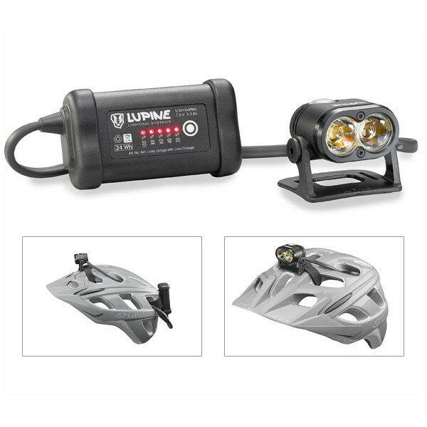 ルパン LED ヘッドライト Piko 4 SmartCore【ルパン 充電式 高輝度LED ライト】【LUPINE】 LED ヘッドライト Piko 4 SmartCore ルパン(LUPINE)