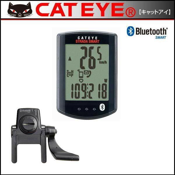 キャットアイ サイクルコンピューター CC-RD500B ストラーダスマート スピード/ケイデンスセンサーセット【Bluetooth対応】【CATEYE】 CATEYE キャットアイ CC-RD500B ストラーダスマート スピード/ケイデンスセンサーセット Bluetooth対応