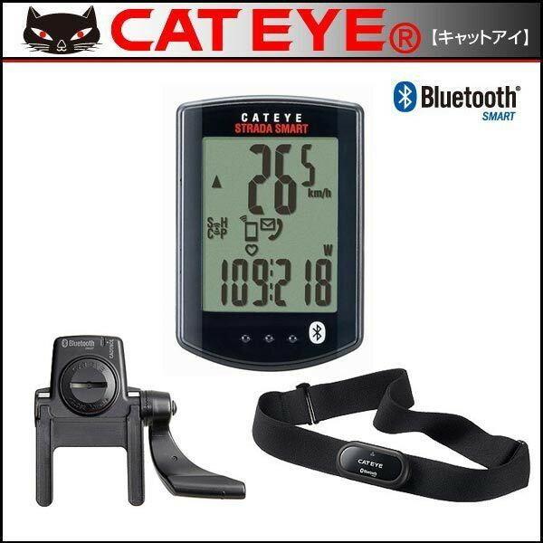 キャットアイ サイクルコンピューター CC-RD500B ストラーダスマート 心拍/スピード/ケイデンスセンサーセット【Bluetooth対応】【CATEYE】 CATEYE キャットアイ CC-RD500B ストラーダスマート 心拍/スピード/ケイデンスセンサーセット Bluetooth対応☆購入することです☆