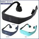 【CODEO】 コデオ ワイヤレス ヘッドホン スピーカー【Bluetooth対応】【運動/健康/美容】