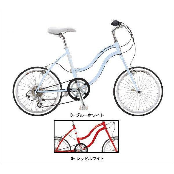 マンハッタン M406L 小径自転車【MANHATTAN】【5月19日10時より開始】【運動/健康/美容】 自転車スポーツミニベロMANHATTAN(マンハッタン)2013M406L小径自転車