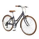 ルイガノ シティローム8.0 MATTE LG NAVY クロスバイク LOUIS GARNEAU CITYROAM8.0