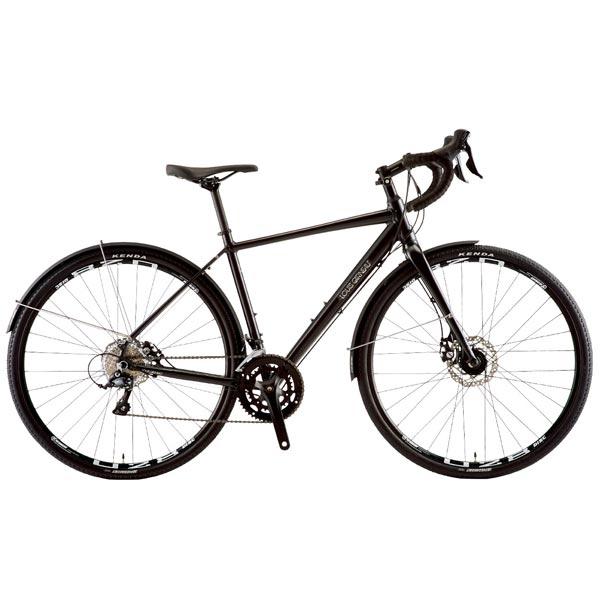ルイガノ マルチウェイ700 LG MATTE GRAPHITE ロードバイク LOUIS GARNEAU MULTIWAY700