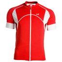 ショッピングVans LOUIS GARNEAU(ルイガノ) EVANS JERSEY 1020525S760 RED/WHITE Sサイズ