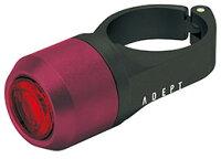 ADEPT(アデプト) ミュート R RED/BLK【テール ランプ】の画像