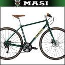 マジィ ストラーダ ヴィータ デュオ/ STRADA VITA DUE【クロスバイク】【MASI/マジー】