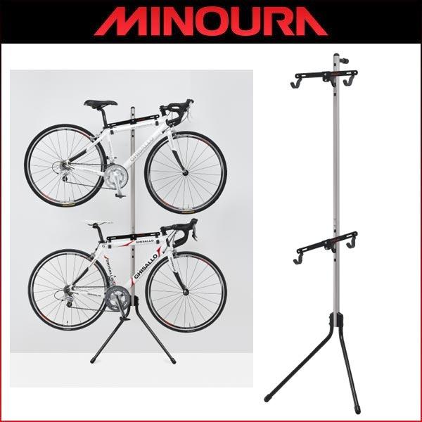 ミノウラ グラビティスタンド2 ディスプレイスタンド【MINOURA】 MINOURA グラビティスタンド2 ディスプレイスタンド壁立てかけ式自転車展示台