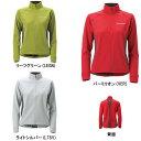 【MONTBELL◆モンベル】 09 ジオライン3Dサーマル サイクルジップシャツ Women