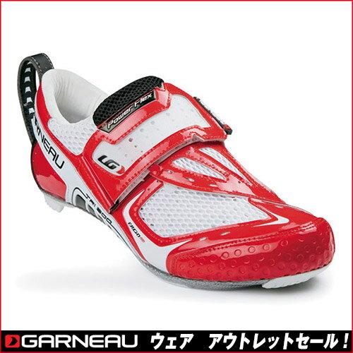 【Garneauアウトレット】LOUIS GARNEAU(ルイガノ) TRI-300 47 760 GINGER【シューズ】 【Garneauアウトレット】LOUIS GARNEAU(ルイガノ) TRI-300 47 760 GINGER白い