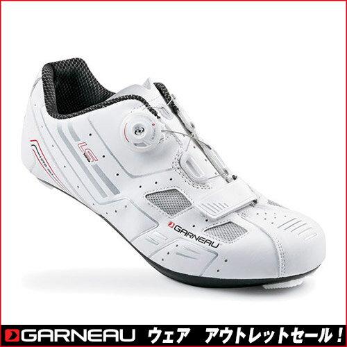 【Garneauアウトレット】LOUIS GARNEAU(ルイガノ) W`S LS-100 SHOES 36 019 WHITE【女性用】【シューズ】 【Garneauアウトレット】LOUIS GARNEAU(ルイガノ) W`S LS-100 SHOES 36 019 WHITE