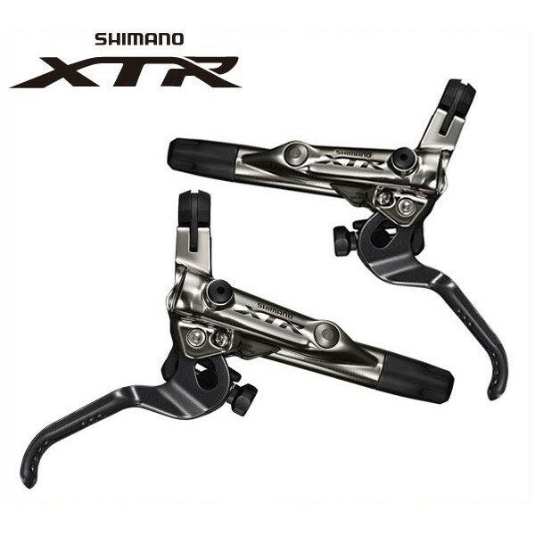 シマノ XTR ブレーキレバー BL-M9020 左右セット ホース・オイル付属【SHIMANO XTR】 SHIMANO XTRブレーキレバー BL-M9020 左右セット ホース・オイル付属