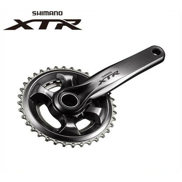 シマノ XTR クランクセット FC-M9000 24X34T【SHIMANO XTR】 SHIMANO XTRクランクセット FC-M9000 24X34T