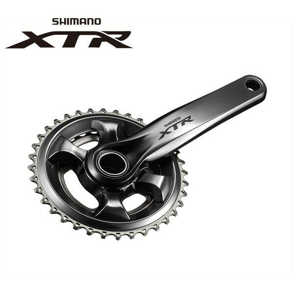 シマノ XTR クランクセット FC-M9000 26X36T【SHIMANO XTR】 SHIMANO XTRクランクセット FC-M9000 26X36T