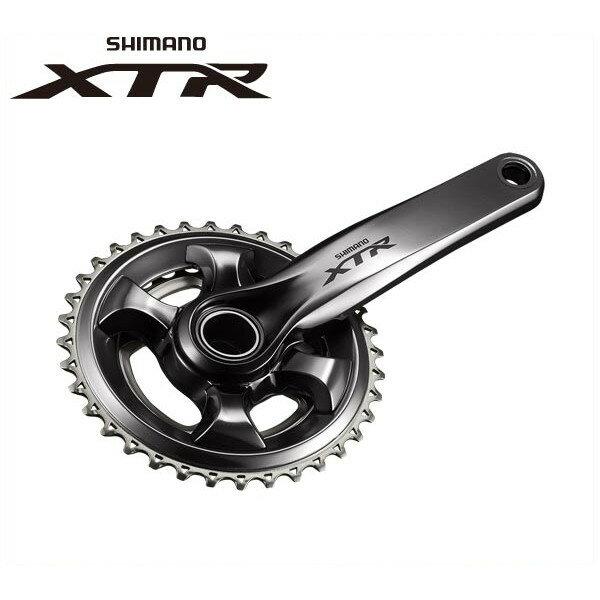 シマノ XTR クランクセット FC-M9000 28X38T【SHIMANO XTR】 SHIMANO XTRクランクセット FC-M9000 28X38T