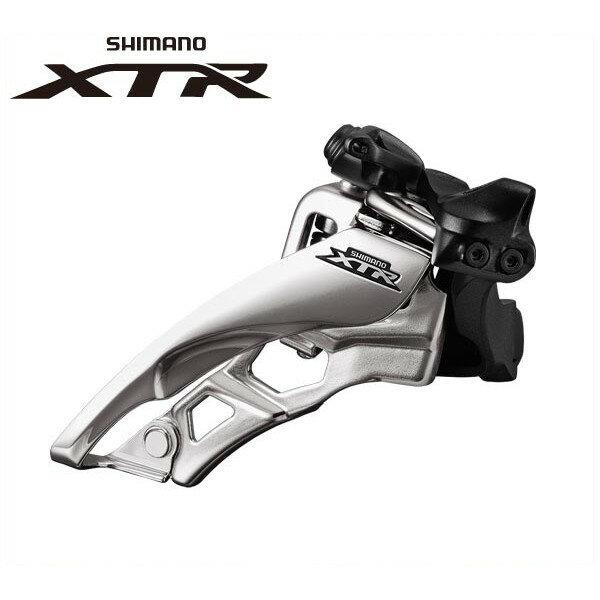 シマノ XTR フロントディレイラー FD-M9000 L 3X11/40T【SHIMANO XTR】 SHIMANO XTRフロントディレイラー FD-M9000 L 3X11/40T