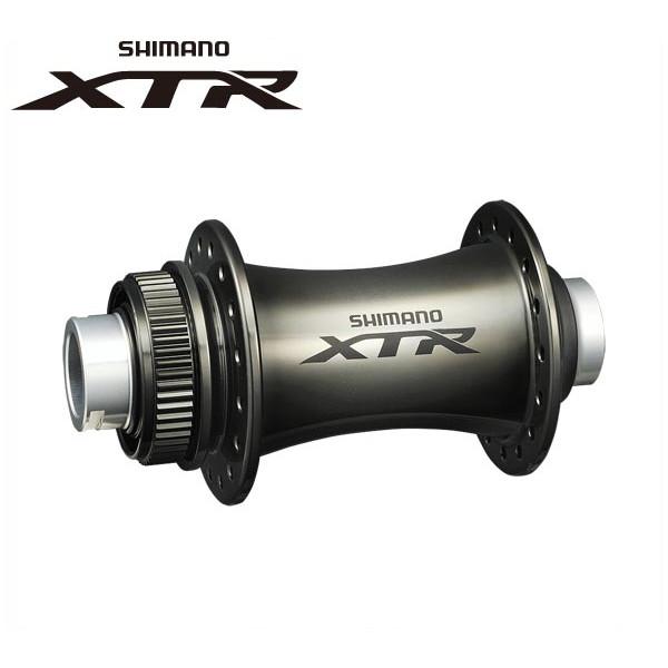 シマノ XTR フロントハブ HB-M9010 32H 100mm【SHIMANO XTR】 SHIMANO XTRフロントハブ HB-M9010 32H 100mm?深い